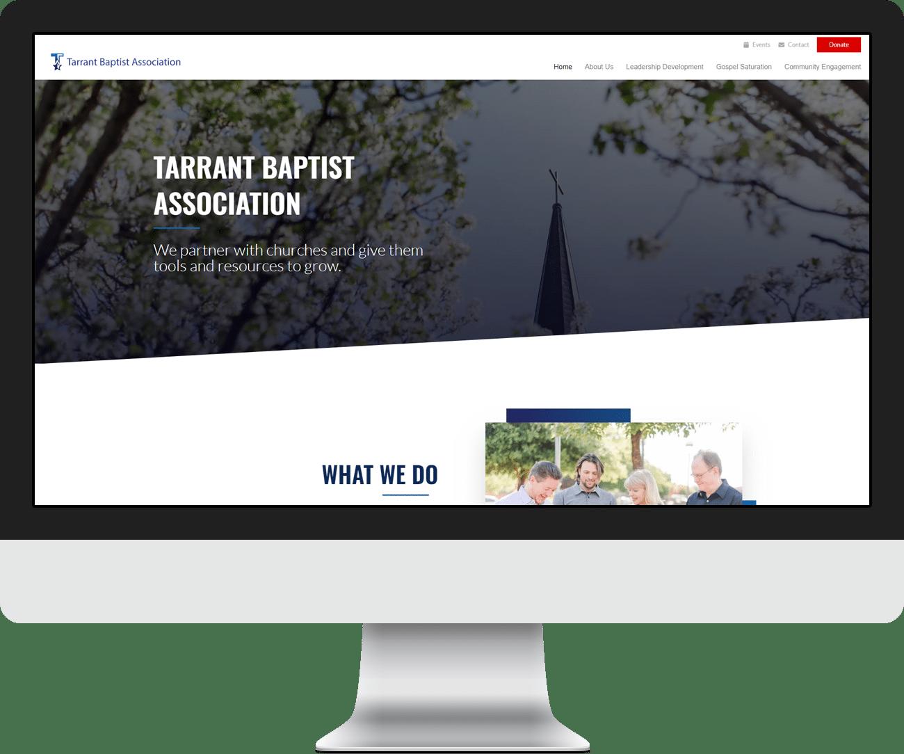 Tarrant Baptist Association Community Clarity for Teams (CC4T)